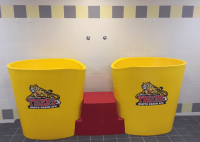customize ice baths for sale