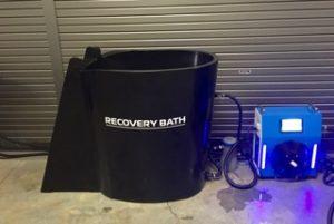 Unique Ice Bath Recovery