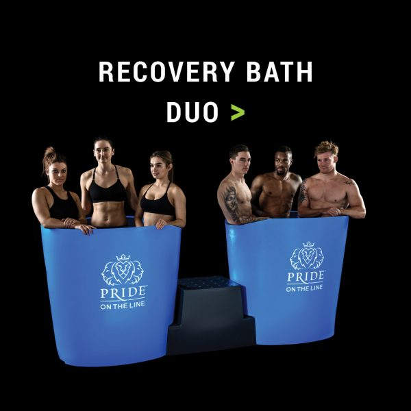 Pride on the Line Recovery Bath Duo