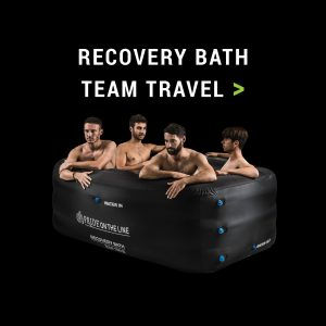 Pride on the Line Recovery Bath Travel