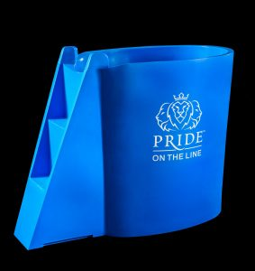 Pride on the Line Ice Bath - Recovery Bath Compact