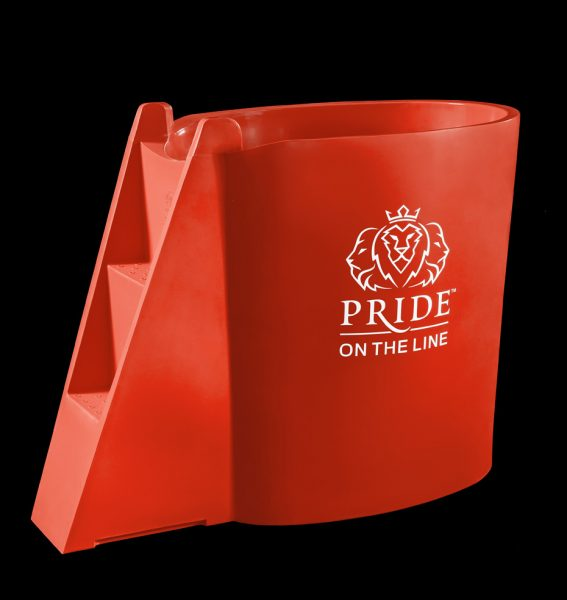 Pride on the Line Ice Bath - Compact Recovery Bath
