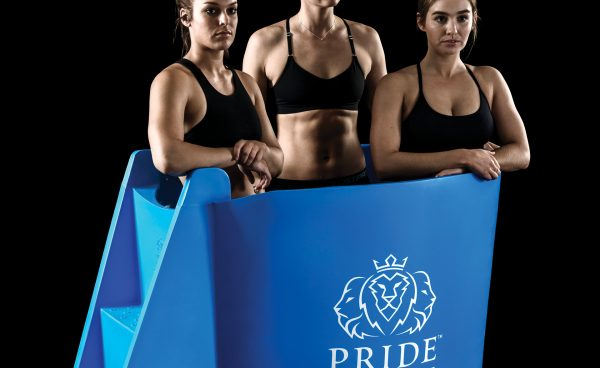 Pride on the Line Ice Baths - About