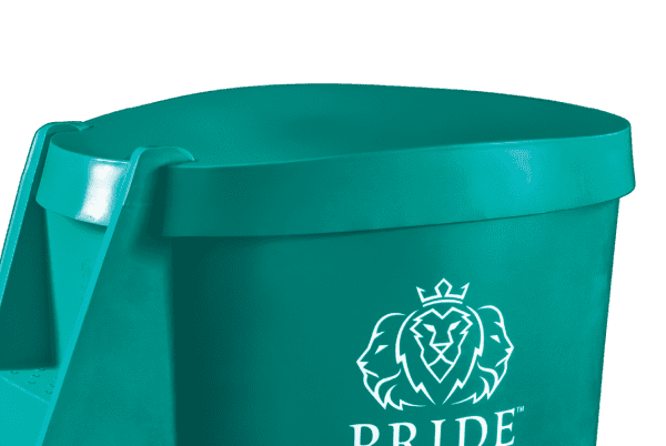 Pride on the Line Ice Bath - Recovery Bath Compact Lid Teal