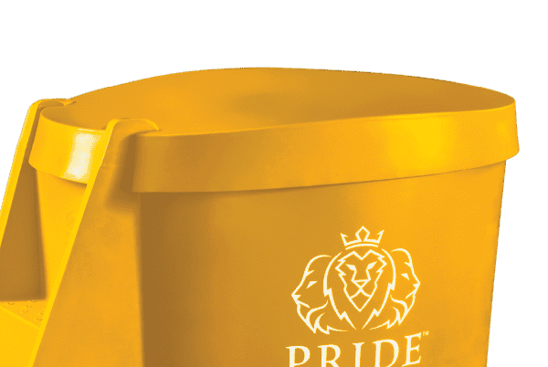 Pride on the Line Ice Bath - Recovery Bath Compact Lid Yellow