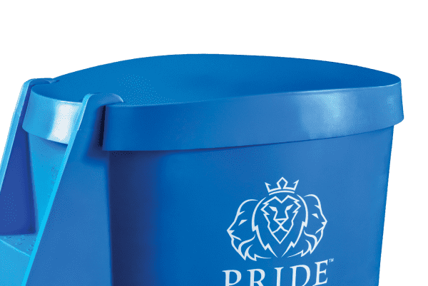 Pride on the Line Ice Bath - Recovery Bath Compact Lid Light Blue
