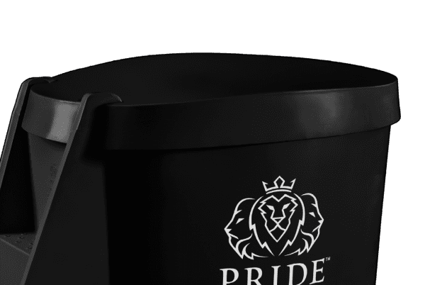 Pride on the Line Ice Bath - Recovery Bath Compact Lid Black