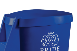 Pride on the Line Ice Bath - Recovery Bath Compact Lid Dark Blue