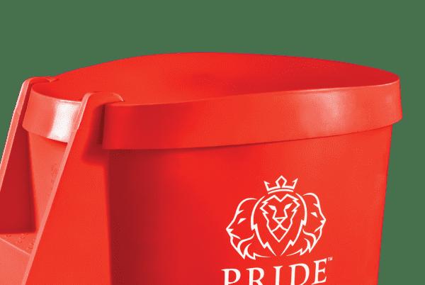 Pride on the Line Ice Bath - Recovery Bath Compact Lid Orange