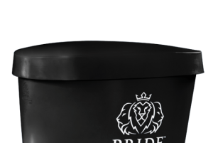 Pride on the Line Ice Bath - Recovery Bath Duo Lid Black