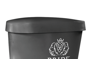 Pride on the Line Ice Bath - Recovery Bath Duo Lid Grey