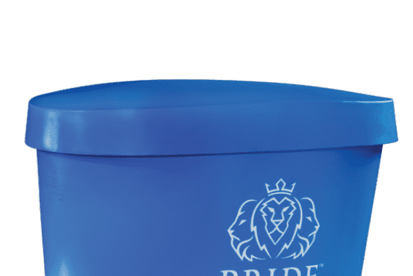 Pride on the Line Ice Bath - Recovery Bath Duo Lid Light Blue
