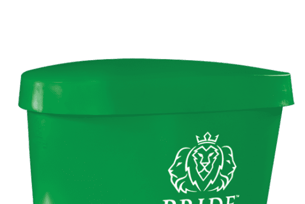 Pride on the Line Ice Bath - Recovery Bath Duo Lid Green