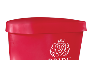 Pride on the Line Ice Bath - Recovery Bath Duo Lid Pink