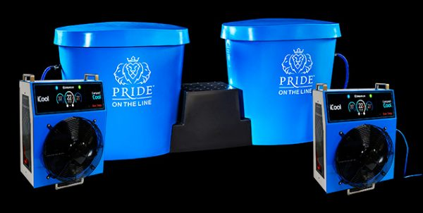 Pride on the Line Ice Bath - Duo Cool or Dual Temp Recovery Package
