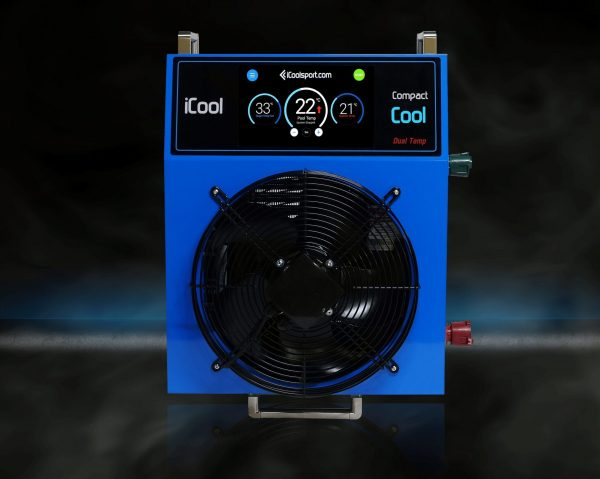 Pride on the Line Compact Cool Dual Temp Cooler Unite