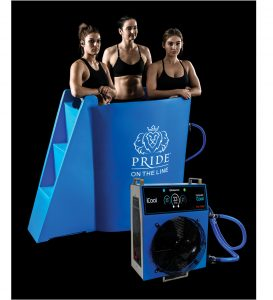 Pride on the Line Compact Cool Dual Temperature Cooling Heating Unit