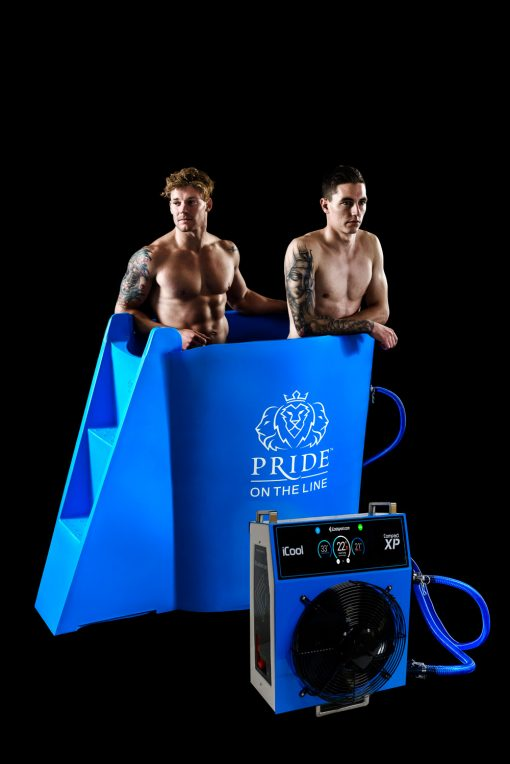 Pride on the Line Compact XP Cooler Unite