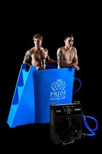 Pride on the Line Ice Man Cooler Unit